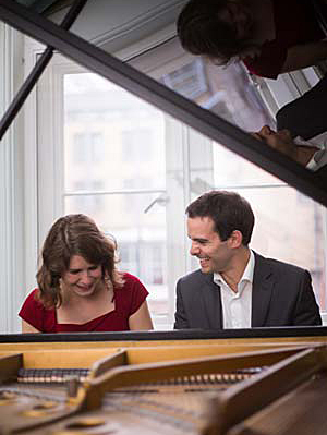 Willshire Piano Duo